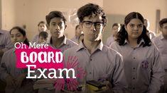 ScoopWhoop: Oh Mere Board Exams... Phat Ti Hai Tumse G Bhagwan! Humne aaj tak tumse kucch nahi maanga. Lekin aaj... aaj ye masoom chehre teri chaukhat par bas ek hi aas lekar aaye hain. Tujhe zor se dhadakte inn nanhe dilon ki kasam bhagwan Paper easy rakhna. Credits: Cast: Sahil Mehta   Harshini Misra   Mukul Kanozia   Sadhika Arora Director: Satyam Jha Suman Concept &Script: Antil Yadav Screenplay: Satyam Jha Suman   Abhijeet Chaudhari Production Controller: Ankit Doomra Edit & VFX: Ankur…
