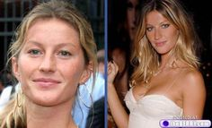 Celebs without makeup