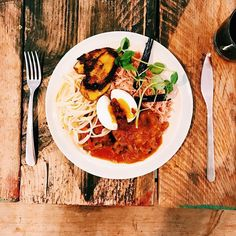 Made lunch today for the lovely team at @munchiesvice #vicemunchies - from the Cookbook - Waakye