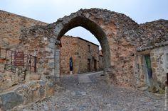 Castelo Rodrigo (Figueira de Castelo Rodrigo, PORTUGAL)