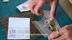 Animation Noel 2014 avec QUILTMANIA - Lettre au Père Noel; Day 3