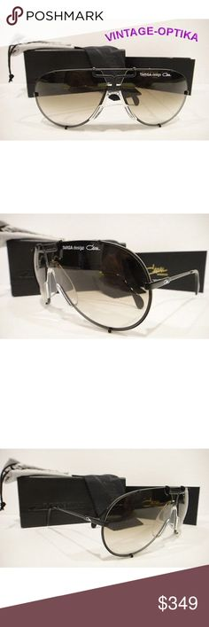 bf78de18d49 CAZAL 901 TARGA SUNGLASSES MATT BLACK (49) NEW These are 100% Genuine