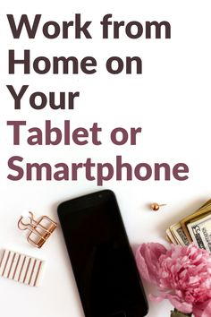 I'm betting most of you have a cell phone—and I'm betting quite a few of you also have a tablet. Which means you're in luck—there are several types of remote work you can do with these devices! Earn Money Online, Online Jobs, Apps That Pay You, Music Lessons, Work From Home Jobs, Way To Make Money, Smartphone, How To Plan, Remote
