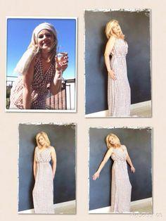 #Abito #seta #dress #vestito #vestitolungo #pois #shopping #negozio #shop #woman #donna #girl #foto #photo #vigevano #lomellina #piazzaducale #stile #stefanel #stefanelvigevano