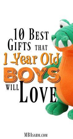 10 regali 1 anno di età per bambini - MBA sahm, . One Year Old Gift Ideas, 10 Year Old Boy, 1st Birthday Boy Gifts, Creative Birthday Gifts, Birthday Ideas, 1 Year Old Christmas Gifts, Christmas Ideas, Christmas 2017, Holiday Ideas