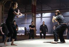 Day 25: favorite fight/battle scene- when Tris beats Molly in a fight