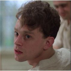 I've always loved Brad Dourif, and I'm a little ashamed to admit I had no idea he was in One Flew Over the Cuckoo's Nest, nor that it was his break out role. Needless to say, a man who's ended up capitalizing on being strange started out being pretty damn adorable.