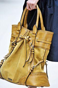 Burberry Prorsum Spring 2012 Rtw – Review – Fashion Week\u2026 – Burberry Prorsum Ss 2012 Super Cute! - Click for More...