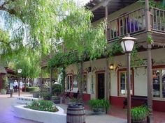 Seaport Village in San Diego .. good times and fabulous memories!  :D