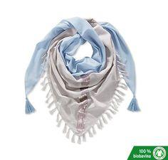 Trojcípý šátek