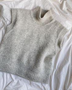Sunday Sweater – PetiteKnit Knit Vest Pattern, Bind Off, Holiday Sweater, Balaclava, Stockinette, Needles Sizes, Knitting Patterns, Upper Body, Pullover