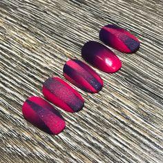 Love Nails, Pink Nails, Pretty Nails, My Nails, Glitter French Manicure, Diy Manicure, Trendy Nail Art, Nail Art Diy, Gradient Nails