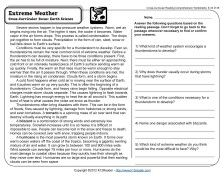 Basic Math Worksheet Pdf Geologic Time  Eon And Eras Introduction Activities  Worksheets  Free Printable Reading Comprehension Worksheets Grade 1 Excel with Letter K Worksheets For Preschool Word Extreme Weather Science Worksheetsscience  Cause And Effect Third Grade Worksheets Pdf