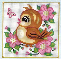 Angela Embroidery: These birds are wonderful after embroidery, I have seen some colleagues and amei.Um day still do ...