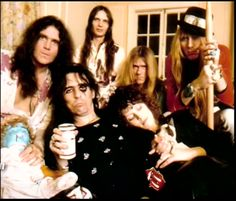 Anything & everything Alice Cooper — Alice Cooper band