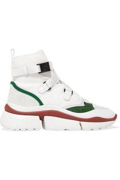 762a0b2771c5 Fall 2018 Shoe Trends - Shoe Runway Trends Fall 2018 Sneaker Games