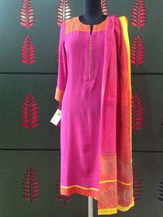 Radha's (Indian Ethnicity): Hot designer salwar suit