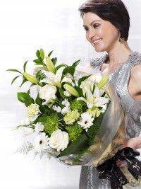 ie has the largest branch network of florists in Ireland. Send flowers with Flowers. Flower Delivery available in Dublin and nationwide. White Wedding Flowers, White Flowers, Wedding Colors, Beautiful Flowers, Fresh Flowers, Flowers Direct, Order Flowers, Dublin, Cork