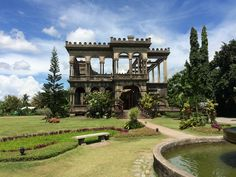 -  A day in the 'RUINS' @ Talisay City, Negros Occidental ;-)