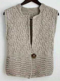 Easy Knitting, Knitting Stitches, Knitting Socks, Knitting Designs, Baby Cardigan Knitting Pattern, Clothes Crafts, Jacket Pattern, Knit Patterns, Sweaters For Women