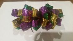 Hair Bow Shoelace by PeanitGallery on Etsy