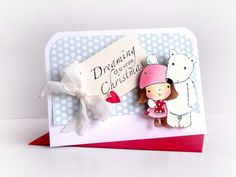 So adorable from Cathy Fong