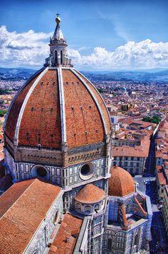 Basilica di Santa Maria del Fiore - Florence, Tuscany, Italy