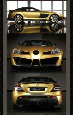 2008 Mercedes Benz SLR McLaren Mansonry Renovatio