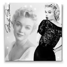 """""""Marilyn Monroe!"""" by asia-12 ❤ liked on Polyvore featuring art"""
