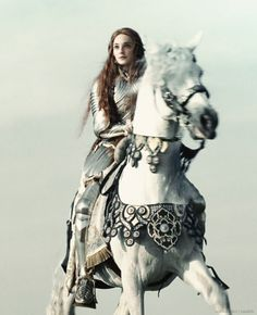 """""""the lady Stark has returned home"""""""