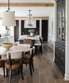 Kitchen Post, New Kitchen, Kitchen Decor, Kitchen Ideas, Kitchen Layouts, Kitchen Inspiration, Kitchen Designs, A Thoughtful Place, Beautiful Kitchens