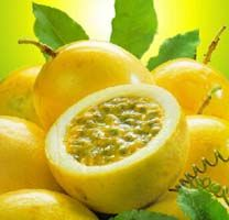maracuya or also known as passion fruit