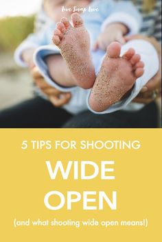Some tips for shooting wide open, (and what that even means!) by Live Snap Love