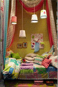 boho - colorful+room.jpg (268×400)