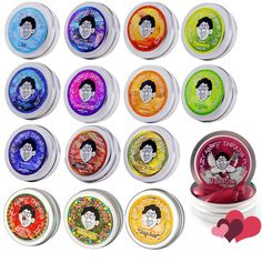 Crazy Aaron's Thinking Putty Therapy Stress Toy Childrens Gift 5cm Small Tin  #CrazyAarons