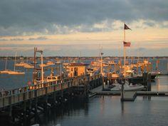 Hyannisport Harbor, Cape Cod, Massachusetts