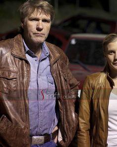 longmire season 2 leather jacket
