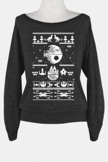 bef0aa92 PlayStation Christmas Sweater. See more. Tops For Women Trendy Fashion  Style Online Shopping | ZAFUL - Page 10 Star Wars Love