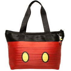 NEED!!! large boat tote disney love you to pieces :: disney :: shop by collection :: harveys seatbelt bags :: handbags :: Material Girl Handbags
