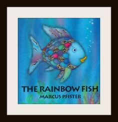 Under the Sea!-The Rainbow Fish book by Marcus Pfister with activities to go along with the book. From Simply Speech. Pinned by SOS Inc. Resources @sostherapy.