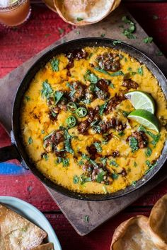 Queso Fundido makes us endlessly happy