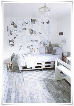 Um quarto original!