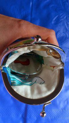Funda gafas Vintage con boquilla/o cierre metalico Leather Bag, Cuff Bracelets, Handbags, Sunglasses, Jewelry, Blog, Scrappy Quilts, Apron, Purses