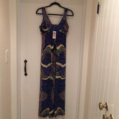 Host Pick 2/13/15. Embellished Maxi Beautiful maxi. Picture yourself by a pool in Hawaii sipping drinks! Style & Co Dresses
