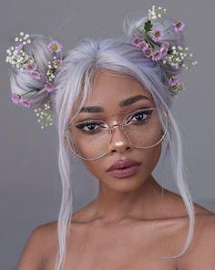 Ash lavender hue by Nyané Lebajoa