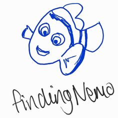 #DrawYourMemories A movie you loved: Finding Nemo  It's cute and funny and there's the ocean and stuff. I mean just keep swimming---you know what I'm sayin'? Well do ya? Do ya? DO YA?!   DON'T TELL ME TO BE CALM PONY BOY!!!
