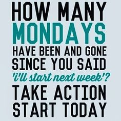 Best Monday Quotes to get Motivation & Inspiration The quotes from Fresh Quotes, will provide you the latest refreshing quotes for all mind set. These Monday Quotes , will tell how you feel on Monday. Montag Motivation, Fit Girl Motivation, Health Motivation, Weight Loss Motivation, Motivation Inspiration, Fitness Inspiration, Workout Motivation, Workout Quotes, Daily Motivation