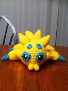 Heart in Flight Crochet: Joltik Crochet Pattern