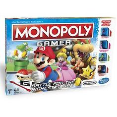 [Monopoly Gamer (Product Image)]