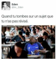 Blagues Read special football from the story Images Trop Drôle( Internet) by flbibiche with reads. Hey Bro, Best Tweets, French Quotes, Good Humor, Disney Memes, Teenager Posts, Funny Comics, Best Quotes, Life Quotes